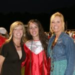 Deanna's highschool graduation
